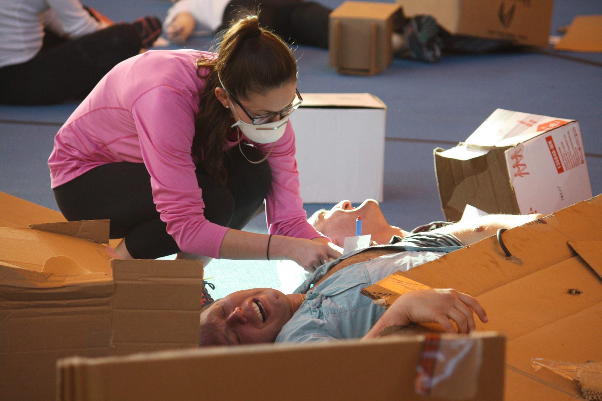الدبلوم المهني في إدارة الأزمات و الكوارث الطبية
